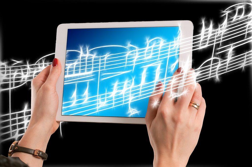 La música en streaming