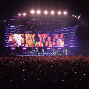 Grandes conciertos en España en 2018